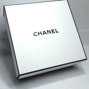 Brand new authentic Chanel Gift Box - Black White